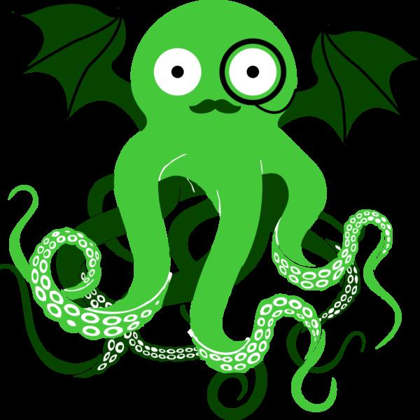 Grimoires & Tentacules Logo