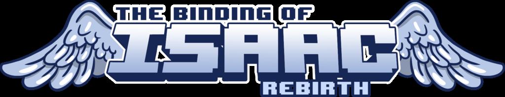Logo Binding of Isaac Rebirth