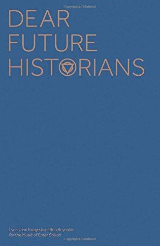 Dera future historians cover