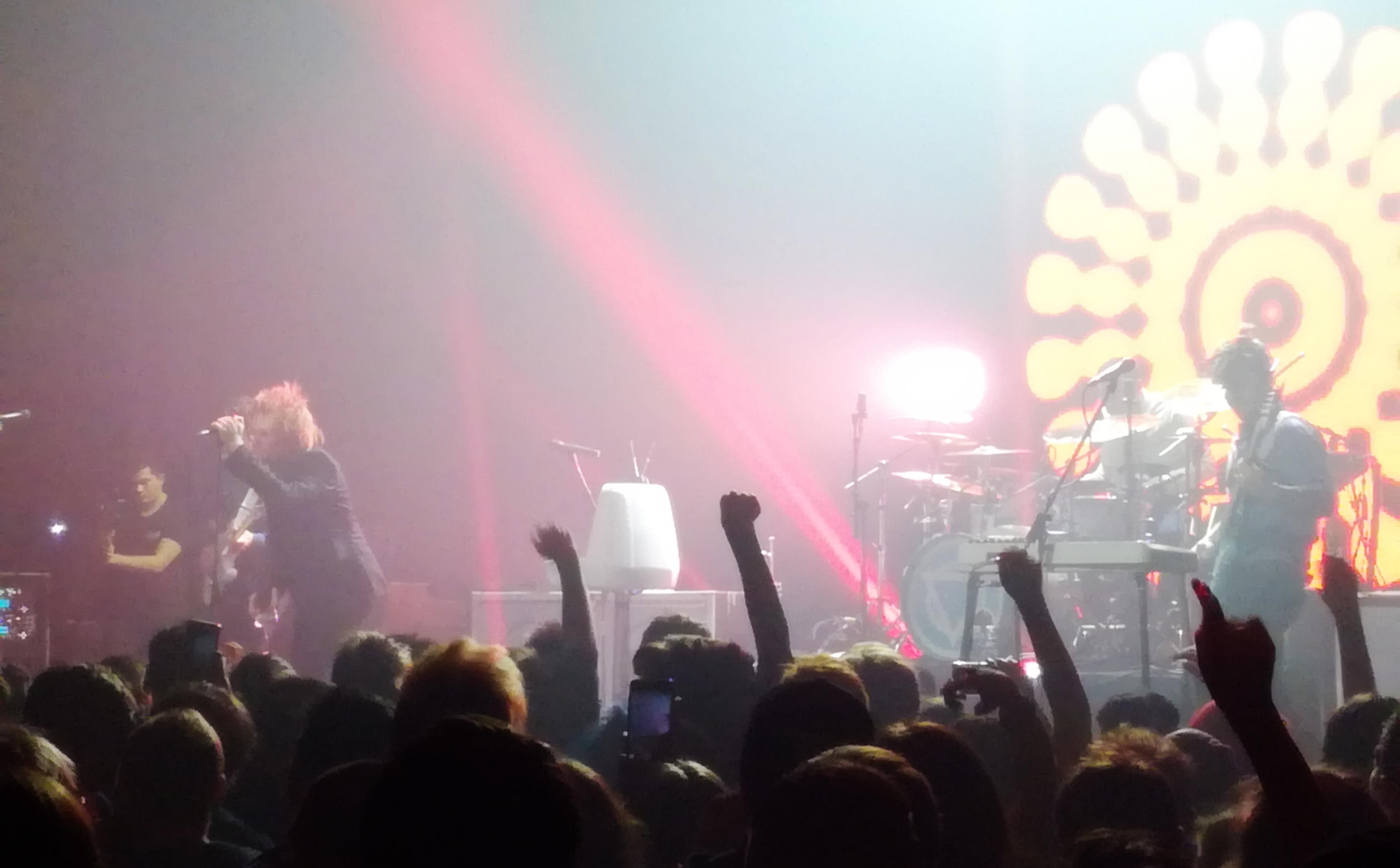 Photo d'Enter Shikari en concert
